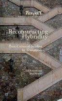 Reconstructing Hybridity ebook