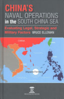 China s Naval Operations in the South China Sea