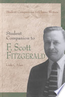 Student Companion to F  Scott Fitzgerald