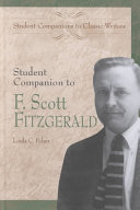 Student Companion to F. Scott Fitzgerald
