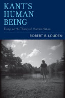 Kant's Human Being Pdf/ePub eBook