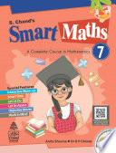 S. Chand's Smart Maths book 7
