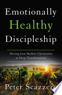 Emotionally Healthy Discipleship Book