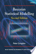 Bayesian Statistical Modelling Book