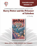 Harry Potter and the Prisoner of Azkaban Teacher Guide