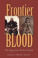 Frontier Blood