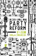 Rethinking Party Reform Pdf/ePub eBook