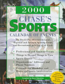 Chase s 2000 Sports Calendar of Events