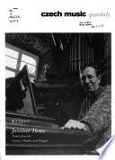Czech Music Quarterly