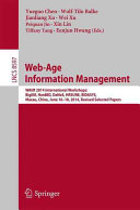 Web Age Information Management Book