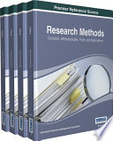 Research Methods  Concepts  Methodologies  Tools  and Applications