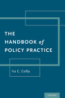 The Handbook of Policy Practice