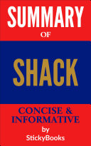 Summary of 'The Shack' by William P. Young - Concise & Informative Summary - StickyBooks
