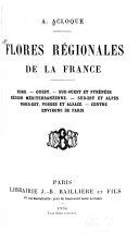 Flores régionales de la France