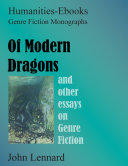 Pdf Of Modern Dragons and other essays on Genre Fiction Telecharger