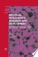 Artificial Intelligence Research And Development Book PDF
