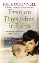 Even on Days when it Rains Pdf/ePub eBook