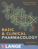 Cover of Basic and Clinical Pharmacology