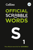 Official SCRABBLE   Words Book