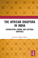 The African Diaspora in India Pdf/ePub eBook