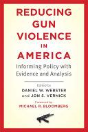 Reducing Gun Violence in America Pdf/ePub eBook