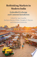 Rethinking Markets in Modern India Book