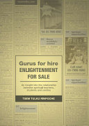 Gurus for hire  Enlightenment for sale