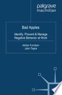 Bad Apples Book PDF
