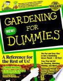 Gardening for Dummies