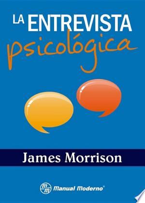 Download La entrevista psicológica Free Books - Dlebooks.net