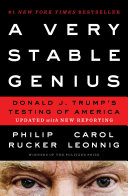Pdf A Very Stable Genius