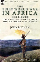 The First World War in Africa 1914 1918
