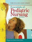 Essentials of Pediatric Nursing  Vitalsource Printed Access Code