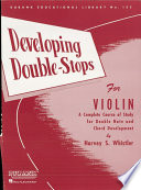Developing Double Stops for Violin (Music Instruction)