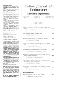 Indian Journal of Technology