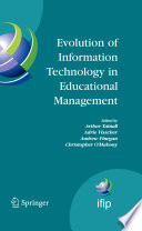 Evolution Of Information Technology In Educational Management Book PDF