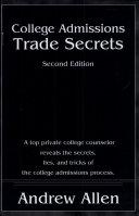 College Admissions Trade Secrets