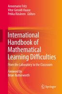 International Handbook of Mathematical Learning Difficulties