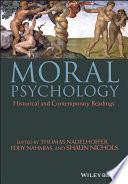 """Moral Psychology: Historical and Contemporary Readings"" by Thomas Nadelhoffer, Eddy Nahmias, Shaun Nichols"