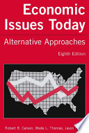 Economic Issues Today Alternative Approaches