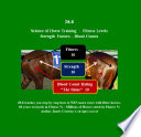 28 8 Science of Horse Training   Fitness   Strength   Blood Counts Book