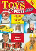 Toys   Prices 2007 Book PDF