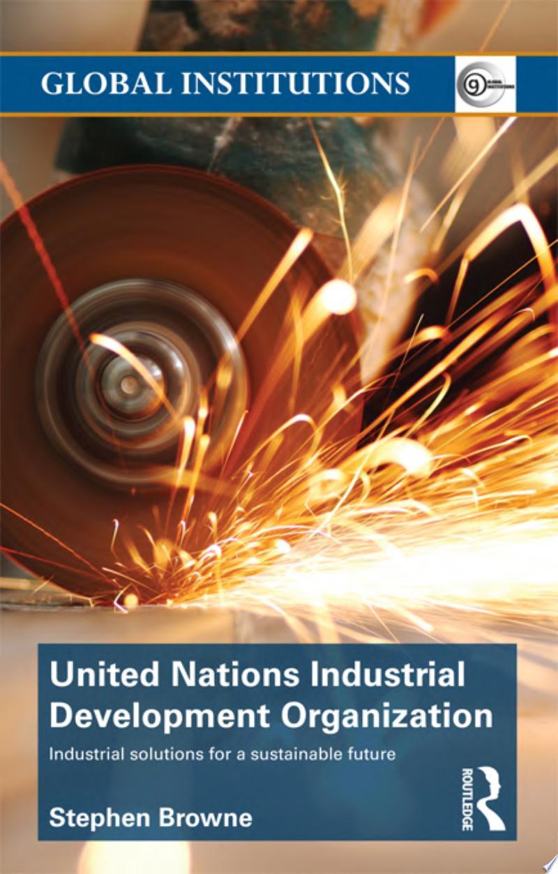 United Nations Industrial Development Organization banner backdrop