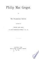 Philip MacGregor  a Novel