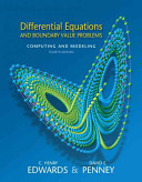 Differential Equations and Boundary Value Problems