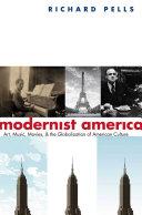 Modernist America