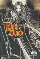 Trinity Blood 聖魔之血 Rage Against the Moon (3) Book