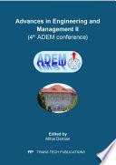 Advanced Engineering Forum Book PDF