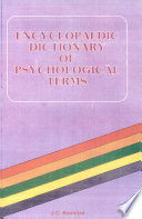 Encyclopaedic Dictionary of Psychological Terms