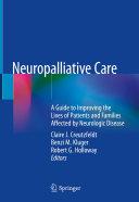 Neuropalliative Care Pdf/ePub eBook